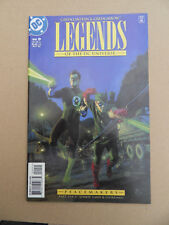 Legends Of The DC Universe 9 . Green Lantern & Green Arrow . DC 1998 . VF