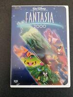 WALT DISNEY FANTASIA 2000 DVD MICKEY MOUSE-DONALD