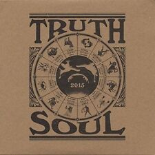 """Truth & Soul Forecast 2015 by Various Artists Limited Edition 10"""" Gold Vinyl NEW"""