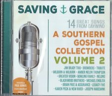 SAVING GRACE - A Southern Gospel Collection 2- Christian Music CCM Pop Gospel CD