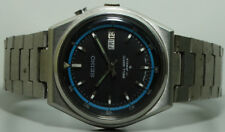 Vintage Seiko Bellmatic Alarm Automatic Day Date Used Wrist Watch S805 Antique