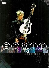 "DVD ""David Bowie- A Reality Tour ""  NEUF SOUS BLISTER"