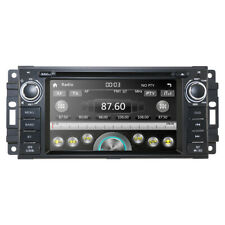 In Dash Car Stereo Radio GPS Navigation DVD Player For Dodge Grand Caravan + Map