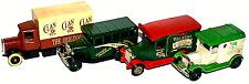 Collection of Corgi and Lledo Commercial Vehicle Rare Models Brand New Limited