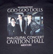 Goo Goo Dolls Revel Casino Inaugural Concert T-shirt Xl Never Worn
