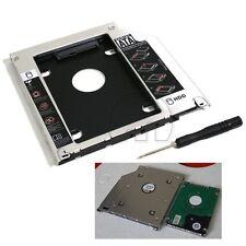 "2.5"" SATA Hard Drive Caddy Bay Optical HDD SSD Optibay for Macbook / Macbook Pro"