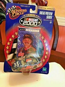 2000 Hasbro 56903 Winner Circle Dale Jarrett Ford Credit Raurus NASCAR Limited