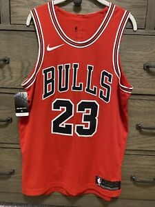Michael Jordan Icon Edition Nike Authentic Jersey Size 44 The Last Dance SOLDOUT