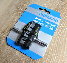 Shimano MTB M65/T Fahrrad Bremsgummi Bremsbeläge Bremsschuhe Cantilever paar