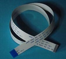 FFC B 24Pin 0.5Pitch 50cm Flachbandkabel Kabel Flat Flex Cable Ribbon AWM 20798