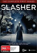 Slasher : Series 1 (DVD, 2016, 3-Disc Set)