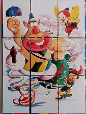 tatsunoko world 1996 epoch  trading card collection 19 - 27 hakushon daimao  the
