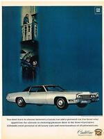 Vintage 1969 Magazine Ad Cadillac For Those Who Appreciate the Ultimate Motoring