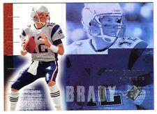 2006 SPx FOOTBALL SET  TOM BRADY, MANNING, BREES, GORE