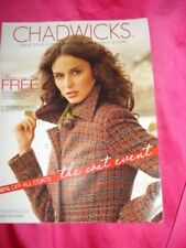 CHADWICKS catalog Nicole TRUNFIO Fabiana SEMPREBOM '09