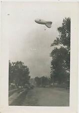 Foto Russland-Feldzug Sommer 1942 Fesselballon  (F179)