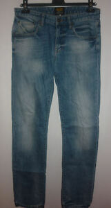 JEANS pantalone YELL made in italy uomo ragazzo elegante sportivo vintage tg. 44