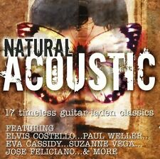 Natural Acoustic-steelers wheel, Elvis Costello, fleetwook MAC-CD NEUF