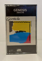 Genesis Phil Collins ABACAB 1981 Hard Classic Rock Roll Cassette Tape Pop