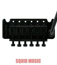 Floyd Rose Black Non-Fine Tuner Tremolo System with R2 or R3 Nut FRTNFTB