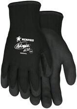 MCR Safety N9690M Memphis Ninja Ice 15-Gauge Safety Gloves, Black (Medium)