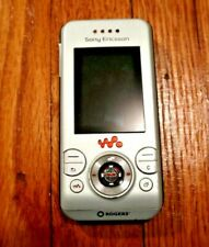 W580i Original Sony Ericsson W580 2MP Mobile Phone FOR PARTS