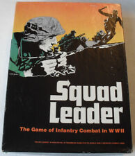 Squad Leader Avalon Hill WW2 3rd Edition Wargame. Complete.
