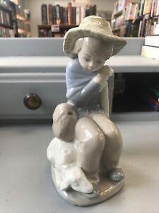 "Zaphir ""Little Shepherd"" figurine"