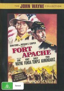 Fort Apache -   John Wayne New and Sealed DVD