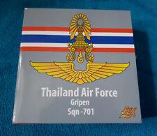 Fox 1/72 SAAB JAS-39 Gripen Thailand AF New Mint Not Hobby Master See below Rare