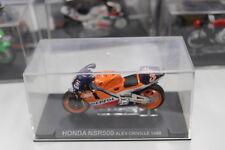 Modellino moto  Honda NSR500 Alex Criville 1999 1/24