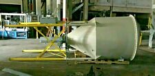 """New listing Horizon Systems Inc Industrial Dust Collector on Stand / 82""""L x 82""""W x 236"""" Tall"""