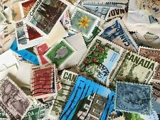 Canadian Stamps 3 Ounces Approx 500+