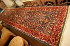 3 X 13 Feet COLLECTORS' PIECE Antique Karabah Caucasian Natural Vegetable RoyalB