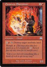 Dwarven Blastminer *Uncommon* Magic MtG x1 Onslaught SP