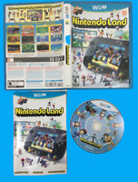 Nintendo Land (Wii U, 2012) Complete and Tested clean