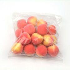 20X Lifelike Artificial Fake Fruit Vegetable Plastic Decora Small Fruits Props