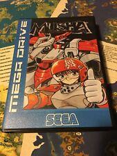 MUSHA SEGA Mega Drive PAL Version - Custom Game - Grade AAA+++