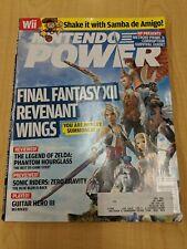 Nintendo Power Magazine Volume 221 January 2007