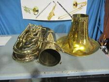 King 3 valve tuba