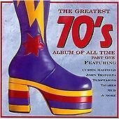 Greatest 70's Album of All Time - Part 1, Various Artists, Very Good