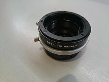 Kipon Tilt adattatore per lente Nikon F MFT m43 Micro Quattro Terzi Body