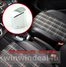CHROME HAND BRAKE BUTTON COVER FOR VW VOLKSWAGEN NEW POLO CROSS GTI 6RD 711 333