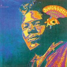 Junior Wells - Coming at You 1988 Vanguard CD