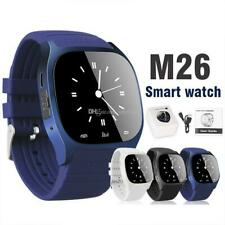 Bluetooth Smart Watches M26 for iPhone Samsung HTC Android