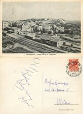 Cartolina di Catanzaro, panorama - 1955