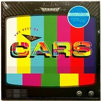The Cars - Moving in Stereo: The Best of the Cars LP Vinyl Record Album [Sealed]