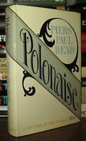 Read, Piers Paul POLONAISE A Novel 1st Edition 1st Printing