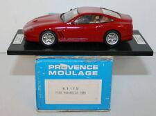 Provence 1/43 Scale Resin Model - K1175 - Ferrari F550 Maranello 1996 - Red