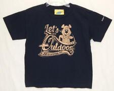 "HANNA BARBERA Kids Boys "" Let's Get Outdoors Jellystone Park"" T-Shirt L (14-16)"